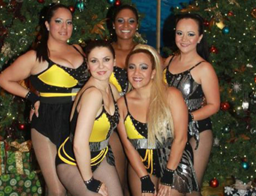 Latin Zone's Ladies Performing on January 30th 2016